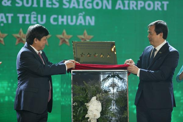 Khách sạn Holiday Inn & Suites tại Việt Nam đạt 5 sao