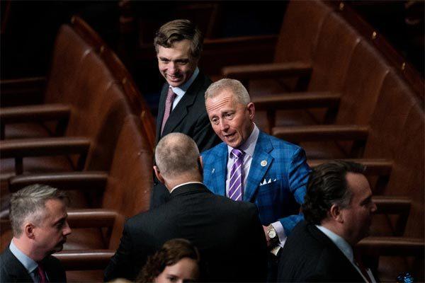 Lộ diện các hạ nghị sĩ Dân chủ 'phản đảng'
