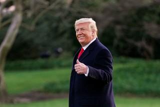 Lý do luận tội càng giúp ông Trump 'uy lực' hơn