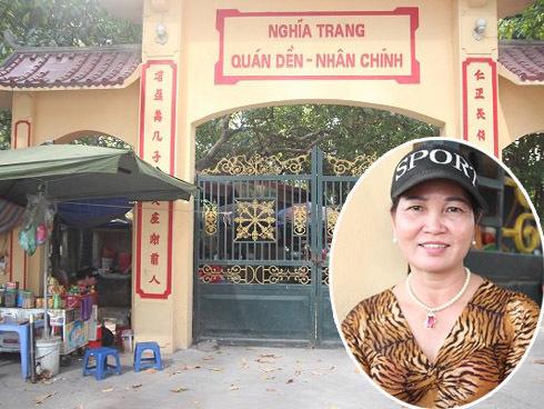 """Người phụ nữ 26 năm ngủ ở nghĩa trang giữa Hà Nội: """"Ở đây tôi thấy khỏe hơn"""""""