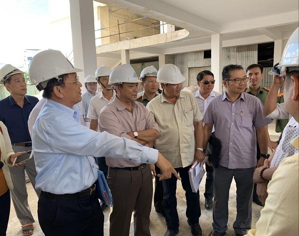 Phải bàn giao Nhà ở Xã hội Hoàng Quân Nha Trang cho khách hàng trước Tết Nguyên đán