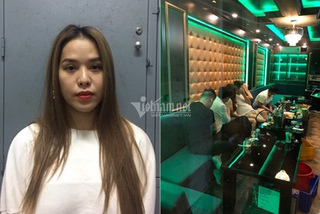 Tiếp viên nhà hàng bán dâm 5 triệu trong khách sạn ở Sài Gòn