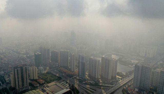 EVN denies thermal power plants affect Hanoi air pollution