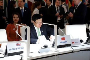 Vietnam shows active contributions to global issues through ASEM meeting