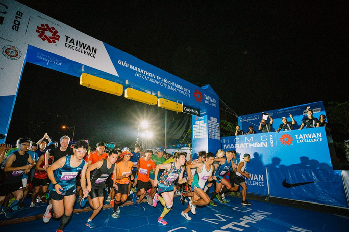 HCM City Marathon 2020 expected to attract over 10,000 participants
