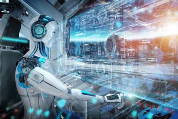 'Cạnh tranh' việc làm giữa con người và Robot trong tương lai