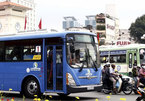HCM City adjusts bus schedule for holiday period
