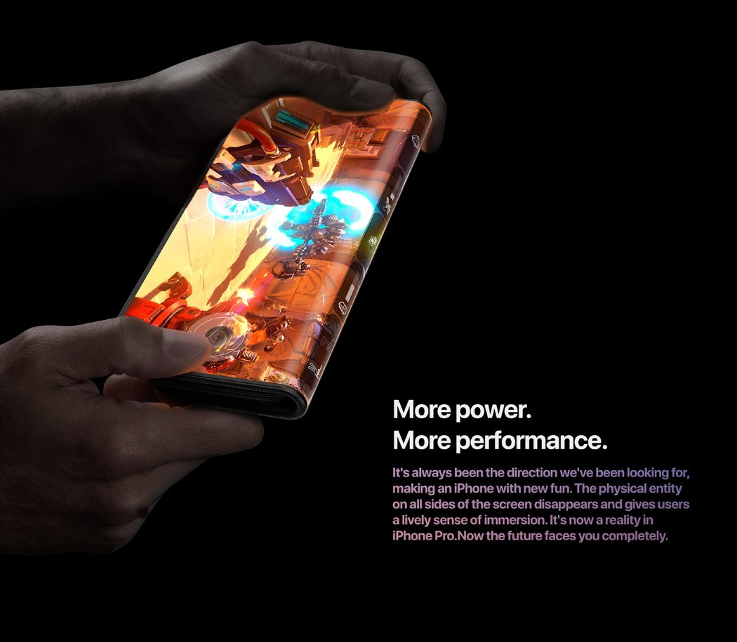 Mẫu iPhone Pro màn hình gập xứng đáng thiết bị của tương lai
