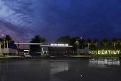 KCN Apec Điềm Thụy - điểm dừng chân của nhà đầu tư ở Thái Nguyên