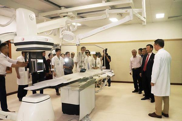 Công nghệ mới tăng chất lượng khám chữa bệnh tim mạch