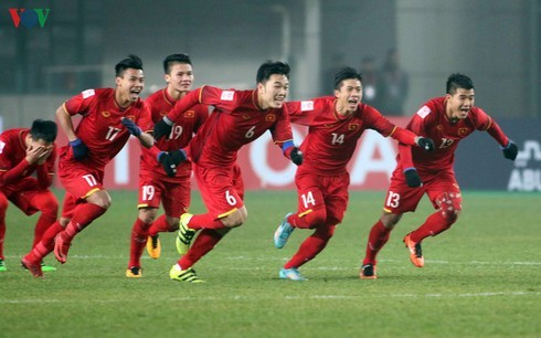 Targets set for Vietnamese football in 2020