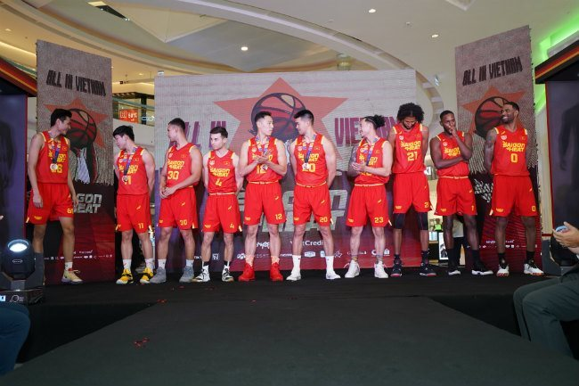 Saigon Heat,basketball,abl,Sports news