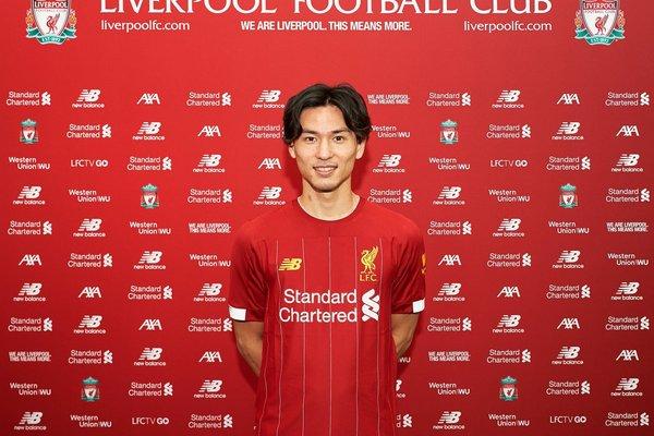 """Liverpool mua """"sát thủ"""" Nhật Bản với giá cực hời"""