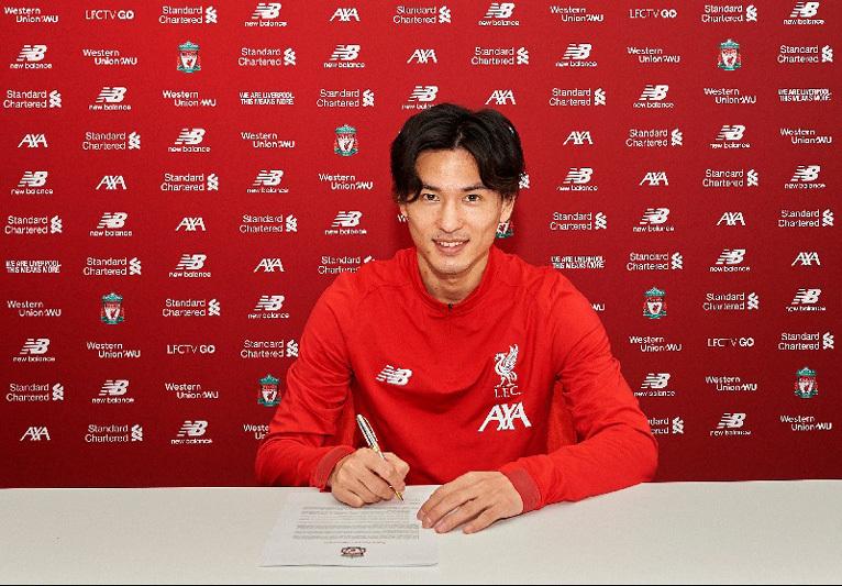 Liverpool mua 'sát thủ' Nhật Bản với giá cực hời