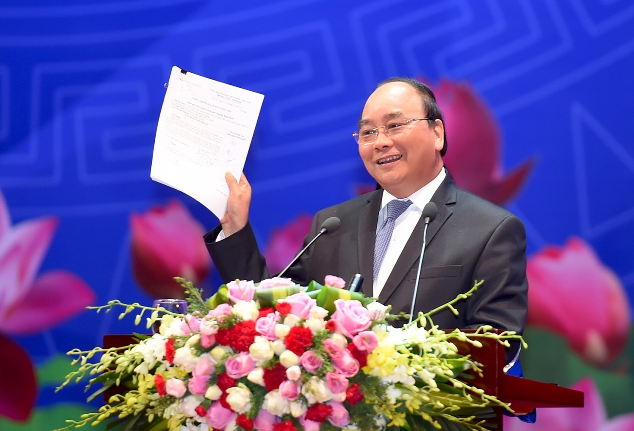 Vietnamese PM to chat with business circle this week