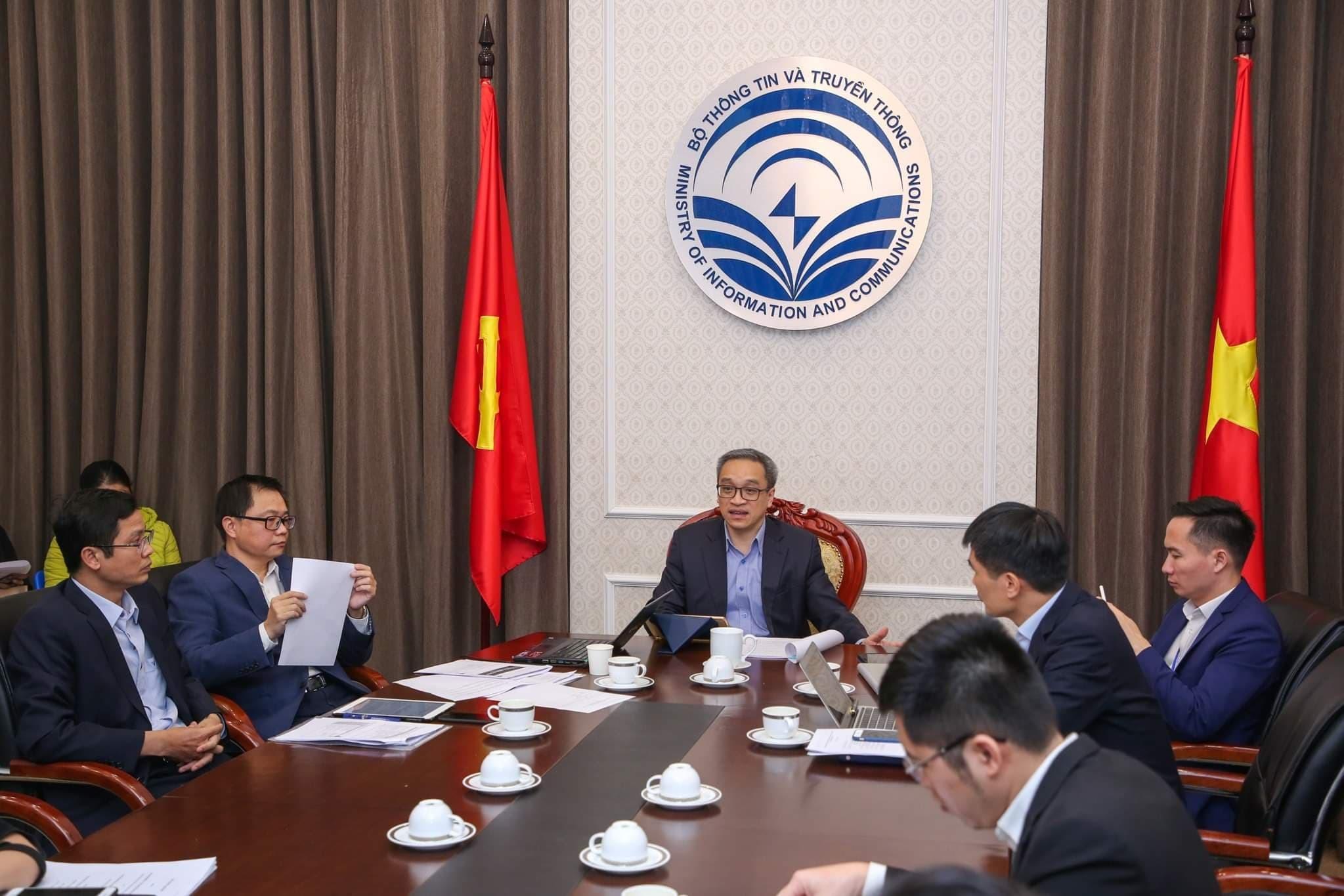 Hội nghị & Triển lãm Thế giới Số được tổ chức tại Việt Nam vào năm 2020