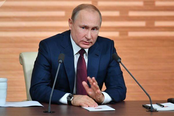 Putin họp báo siêu lâu, cảnh báo sốc về thỏa thuận vũ khí với Mỹ