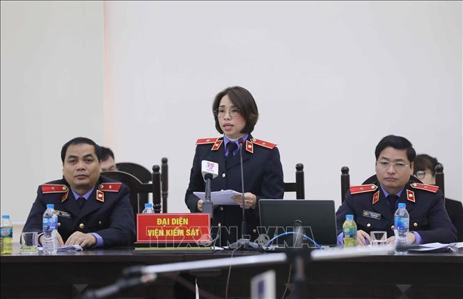 Ông Nguyễn Bắc Son bị đề nghị án tử hình
