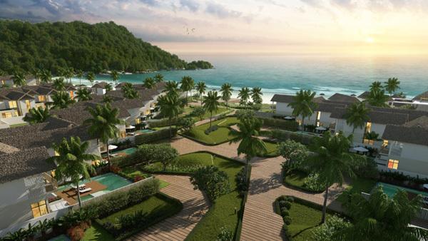 Sắp có công viên nước hàng đầu Đông Nam Á ở Nam Phú Quốc
