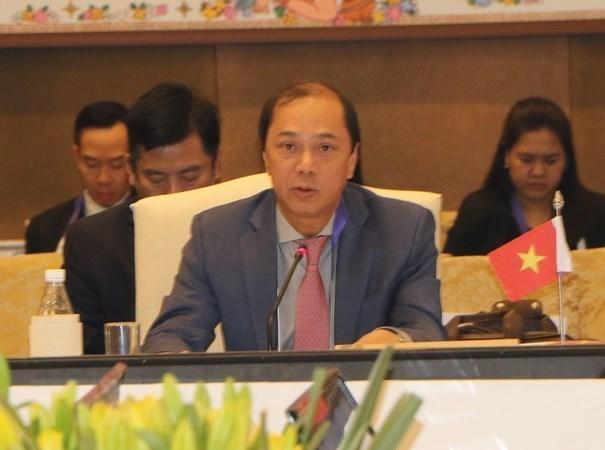 Deputy Foreign Minister Nguyen Quoc Dung,correspondents,press assistants,foreign press agencies,Vietnams image,external information services,socio-economic development,friendship,Chair of ASEAN,Vietnam News