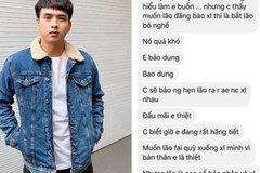 Cô gái trong drama tố Hồ Quang Hiếu hiếp dâm bất ngờ tung thêm bằng chứng, lần này người quen nam ca sĩ vào cuộc