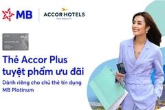Ưu đãi đặt phòng dành riêng cho chủ thẻ tín dụng Platinum của MB
