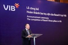 First bank in Vietnam complete Basel II three pillars