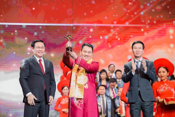 CEO PNJ vào top 10 Doanh nhân trẻ xuất sắc nhất
