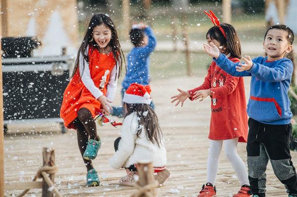 Ecopark to host Christmas celebration with 100 Santas