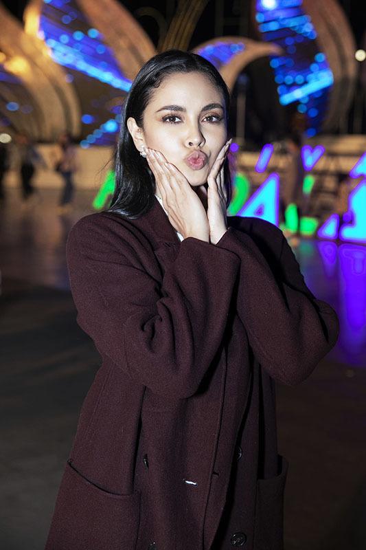 Megan Young,Lương Thuỳ Linh,Đỗ Mỹ Linh