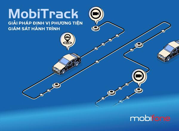 Dễ dàng giám sát hành trình xe nhờ định vị phương tiện MobiTrack