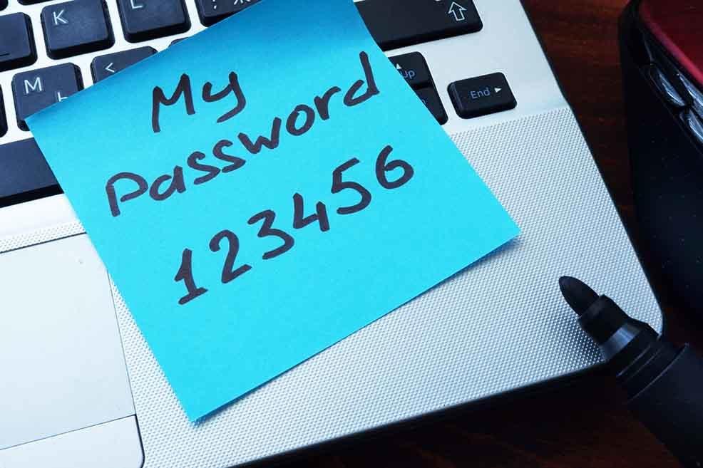 Những mật khẩu tệ hại nhất trong năm 2019