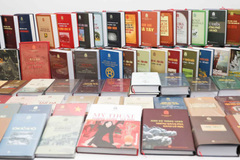 Khối tư liệu đồ sộ về Thăng Long - Hà Nội