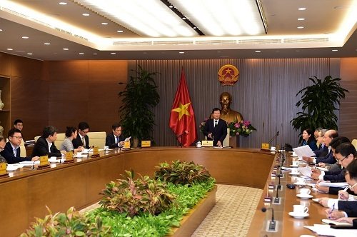 Japan actively involves in drafting Vietnam's industrialization strategy