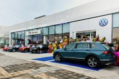 Khai trương Volkswagen Đà Nẵng