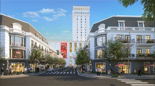 Ra mắt Vincom Shophouse Hà Giang