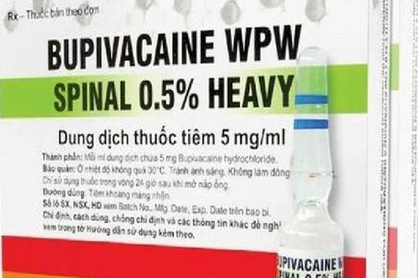Sở Y tế Cần Thơ xác nhận chưa gửi công văn đề nghị đổi thuốc gây tê