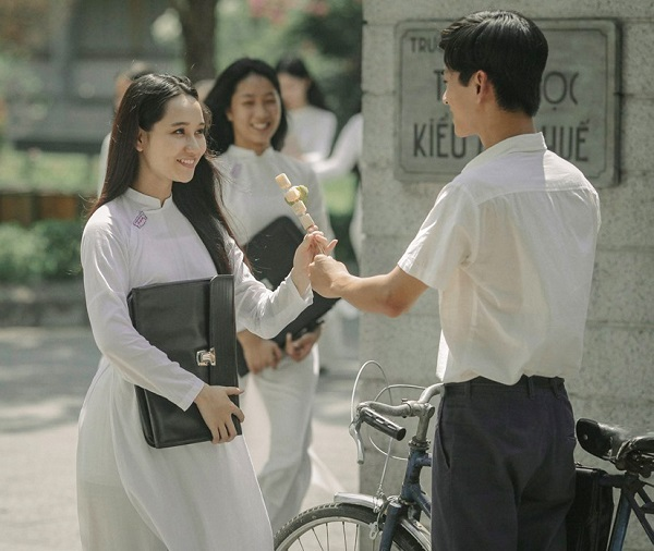 Thổn thức chuyện tình buồn 'Mắt biếc' của Nguyễn Nhật Ánh lên phim