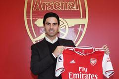 Arsenal chính thức bổ nhiệm HLV Mikel Arteta
