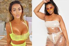 Bikini lưới lộ vòng một và những món đồ thời trang xấu nhất năm 2019