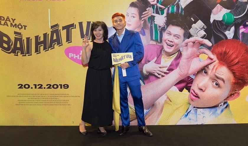Jun Phạm đầu tư tiền tỷ, mời dàn sao đóng MV lấy cảm hứng từ 'Số đỏ'
