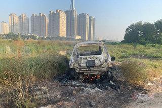 Truy bắt nghi can Hàn Quốc tàn sát gia đình đồng hương, đốt ô tô ở Sài Gòn