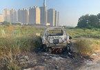 3 người nằm gục, nghi vụ giết người cướp của rồi đốt ô tô ở Sài Gòn