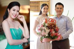 Hoa hậu Ngọc Hân lộ ảnh lễ dạm ngõ với bạn trai lâu năm