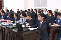 Luật sư đề nghị miễn trách nhiệm hình sự cho bị cáo Phạm Nhật Vũ