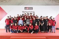 'Hành trình 5 châu' của Toyota đến Việt Nam