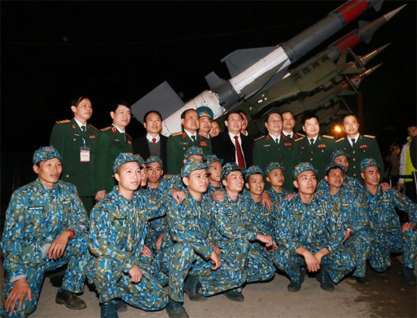 Phó Thủ tướng: Quân đội phải là đội quân tin cậy của Đảng, Nhà nước và nhân dân