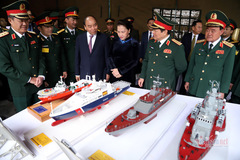 Thủ tướng: Chủ động ngăn ngừa và đẩy lùi nguy cơ chiến tranh