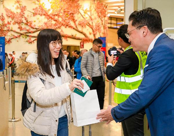 Bamboo Airways khai trương đường bay Hà Nội - Đài Bắc