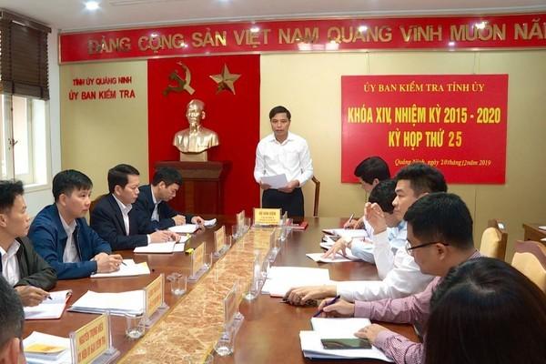Quảng Ninh kỷ luật nhiều lãnh đạo phường vì quản lý khoáng sản